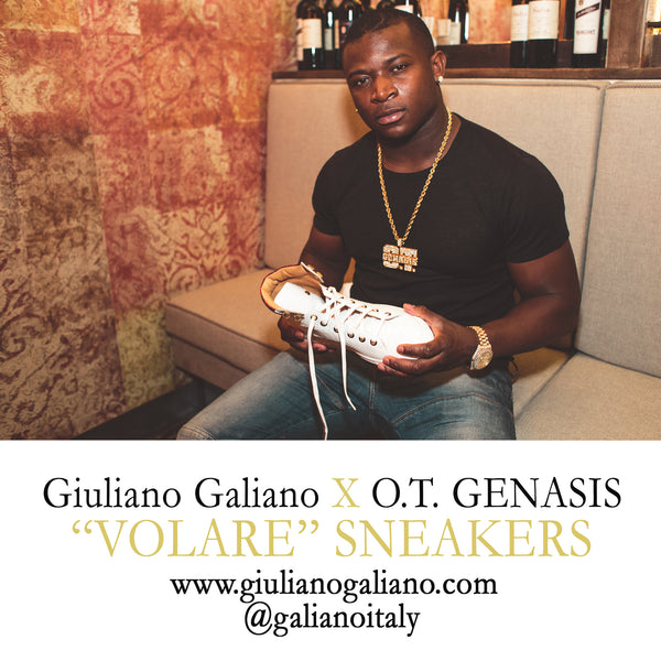 Giuliano Galiano X O.T. Genasis Limited Edition