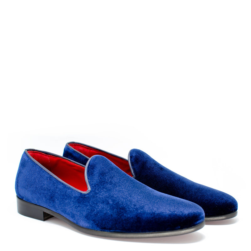Pantofola | Ceremony Edition | Blue | Velvet