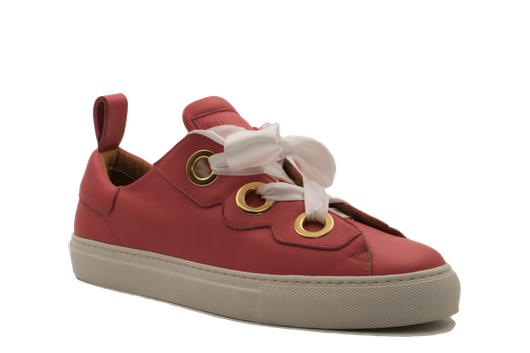 Positano Low Pink | Pink | Leather Women