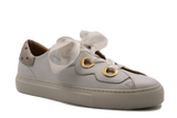 Positano Low White | White | Leather Women