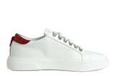 Copy of V.I.P. VII Low White | Red & Grey