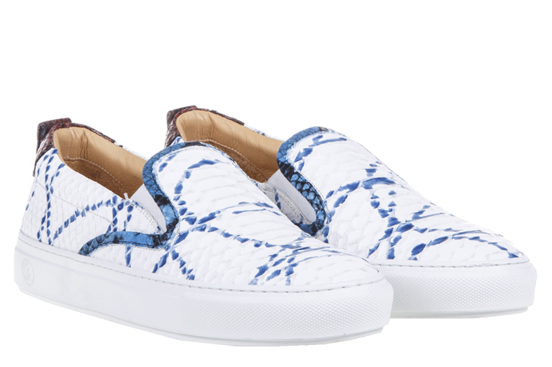 Slip-on Blue Ink | Women - Galiano Giuliano Inc. | MIlano - Italia - 09397010969 |  gg@galianogroup.com
