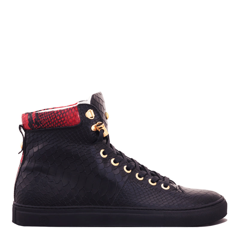 No Limits High Black | Red Python
