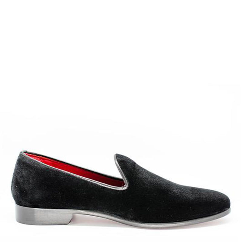 Pantofola | Ceremony Edition | Black | Velvet