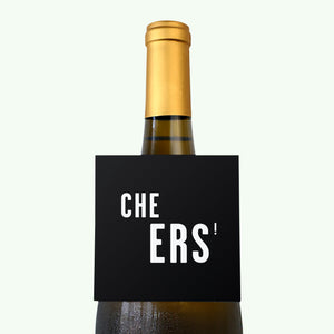 Bonnefetti International Wine Tags - Cheers