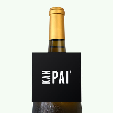 Bonnefetti International Wine Tags - Kan Pai