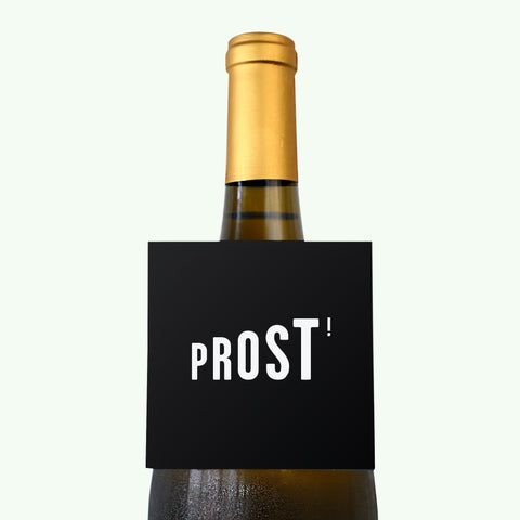Bonnefetti International Wine Tags - Prost