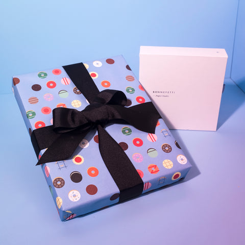Box of Sweets – Wrapping Sheets For Gifts