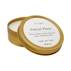Forest Floor - Travel Candle