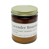 Lavender Rosemary - 8oz Soy Candle
