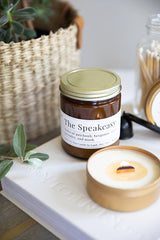 The Speakeasy - 8oz Soy Candle
