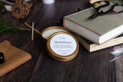 Mountaineer - Travel Candle