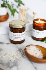Coastal Explorer - 8oz Soy Candle
