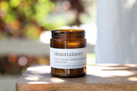 Mountaineer - 8oz Soy Candle
