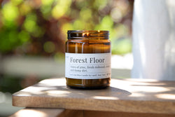 Forest Floor - 8oz Soy Candle