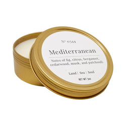 Mediterranean - Travel Candle