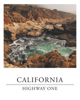 Print of Highway 1