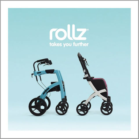Rollz Mobility | Rollators, Walking Frames & Wheelchairs | Mobility | NZ | Radius Shop Rollz Motion | Walking Frame & Wheelchair | 2 in 1 design | Mobility | NZ | Radius Shop