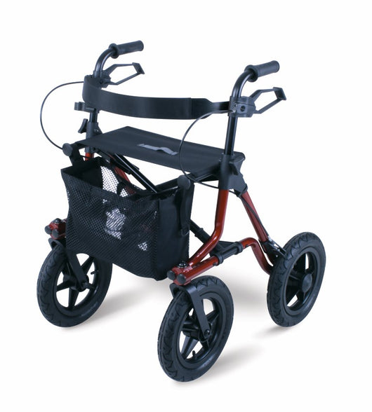 Freedom Stroller XC Walking Frame | FREIHEIT | Cubro | Mobility & Assistance | NZ | Radius Shop