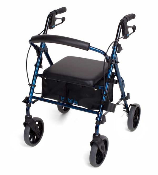 Plus Walking Frame MOBILIS | max. user weight 120kg | Mobility & Assistance | NZ | Radius Shop