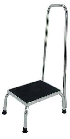 Step Stool with Handrail | CHEVRON | Daily Living Aids | Household & Daily Living | NZ | Radius Shop