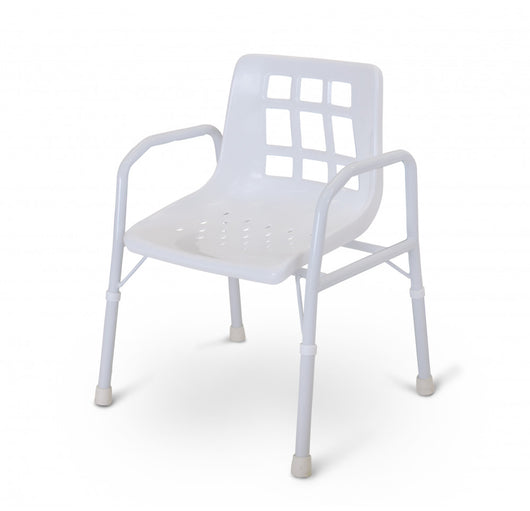 Viking Maxi Shower Chair with Arms | Shower Seat | Bathroom & Toilet | Radius Shop | NZ