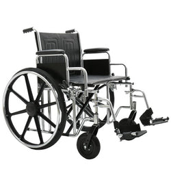 Bariatric Wheelchair <br> AML | Manual