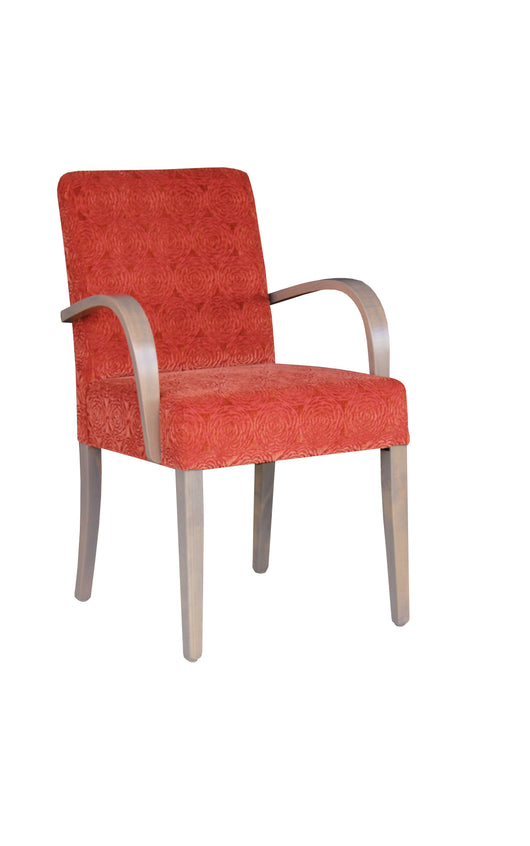 Davina Wooden Arm Chair