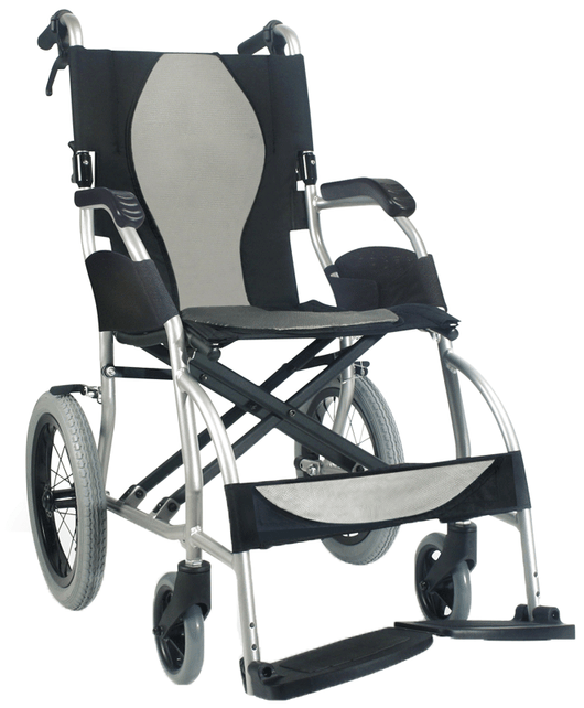 Ergolite Wheelchair | Karma Medical | Transit Wheelchair | NZ | Radius Shop