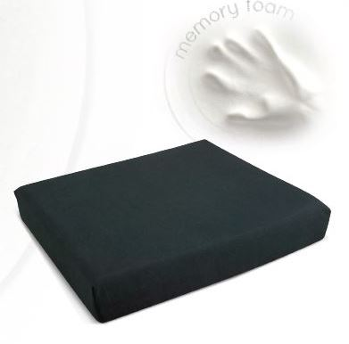 Medi-Soft Memory Foam Cushion with Fabric Cover