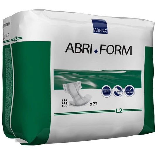 Comfort Briefs <BR> Abri-Form <br> 2800 ml capacity <br> Size: Large L2