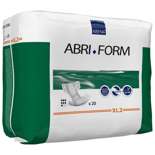 Comfort Briefs | Abri-Form 3300ml capacity | Size: XLarge XL2