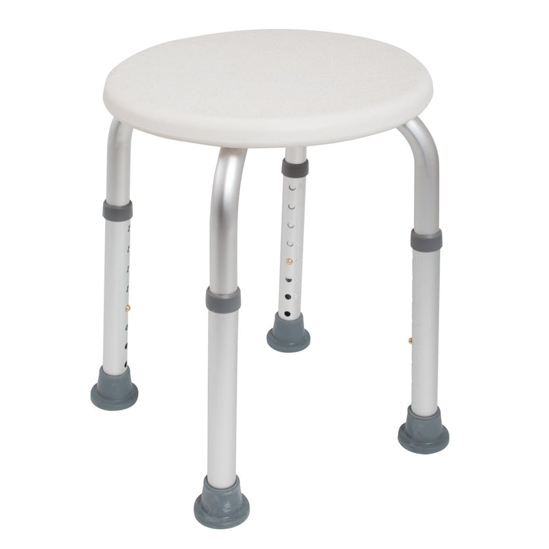 Rounded Shower Stool