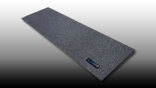 Wedge Rubber Ramp | 2cm H x 25cm L x 80cm W