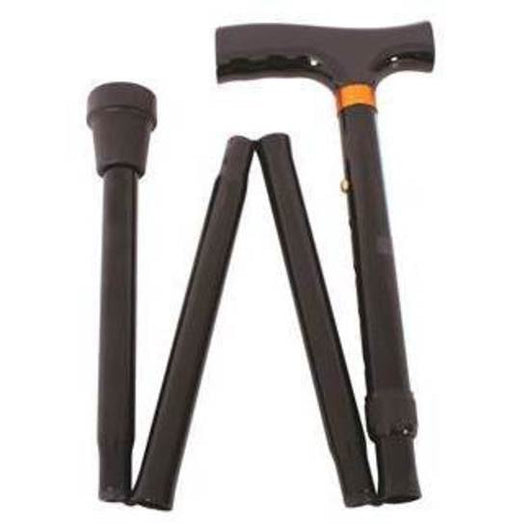 Folding T Handle Walking Stick | MOVERE | Mobility | NZ | Radius Shop