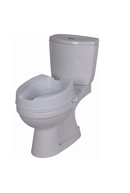 Raised Toilet Seat | 4 inch | PORTO | Toilet & Bathroom | Household & Daily Living | NZ | Radius Shop