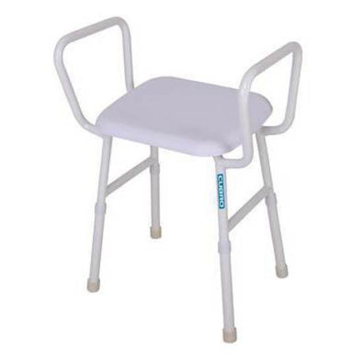 Shower Stool with Arms | VIKING | Toilet & Bathroom | Household & Daily Living | NZ | Radius Shop