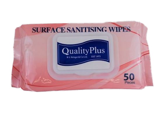 Surface Sanitising Wipes | Quality Plus