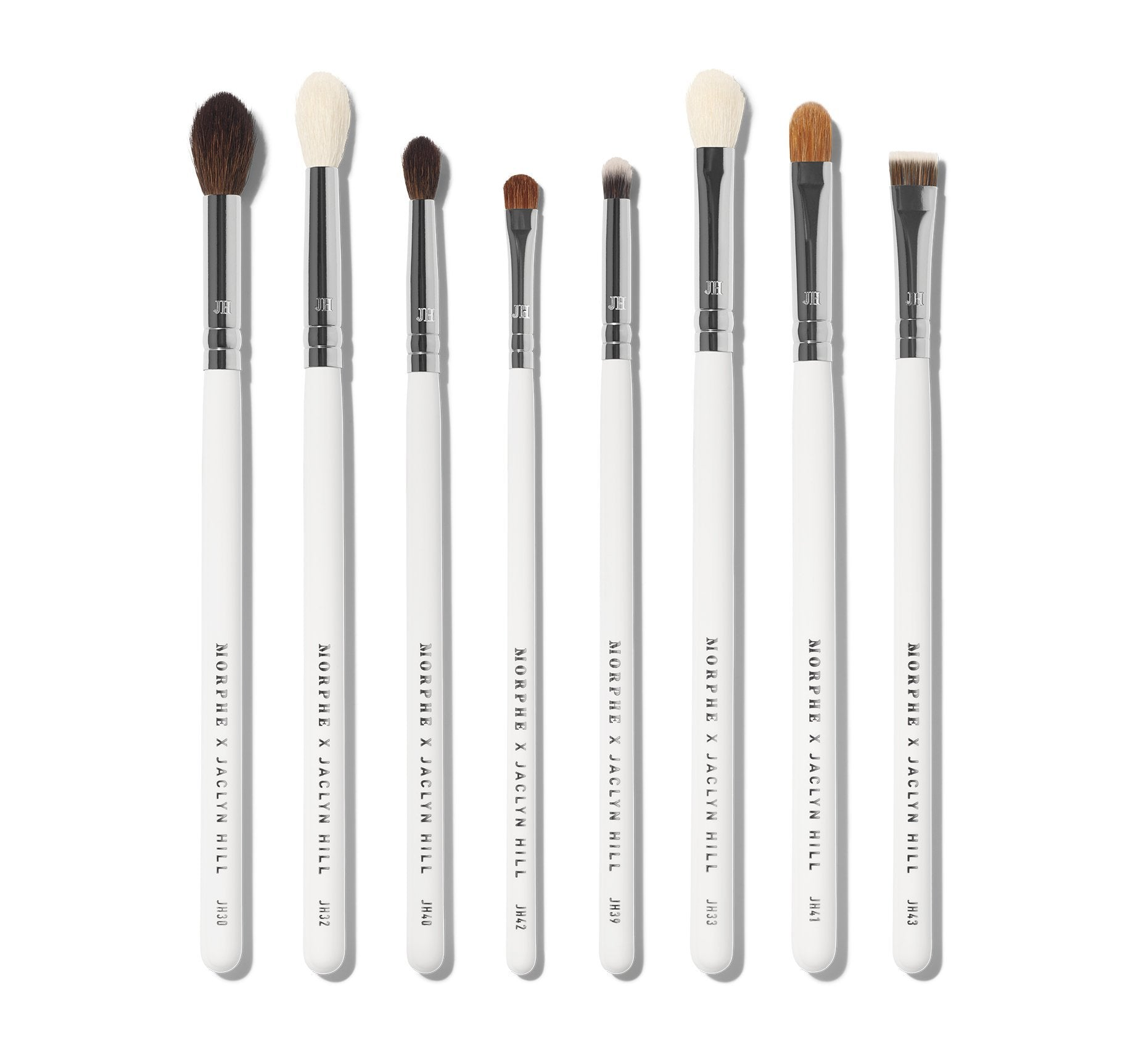 Morphe Jaclyn Hill The Eye Master Collection 8 Brochas Luxor Cosmetics Eyeshadow palettes, makeup brushes and lip colors from james charles, jaclyn hill, and others. morphe jaclyn hill the eye master collection 8 brochas