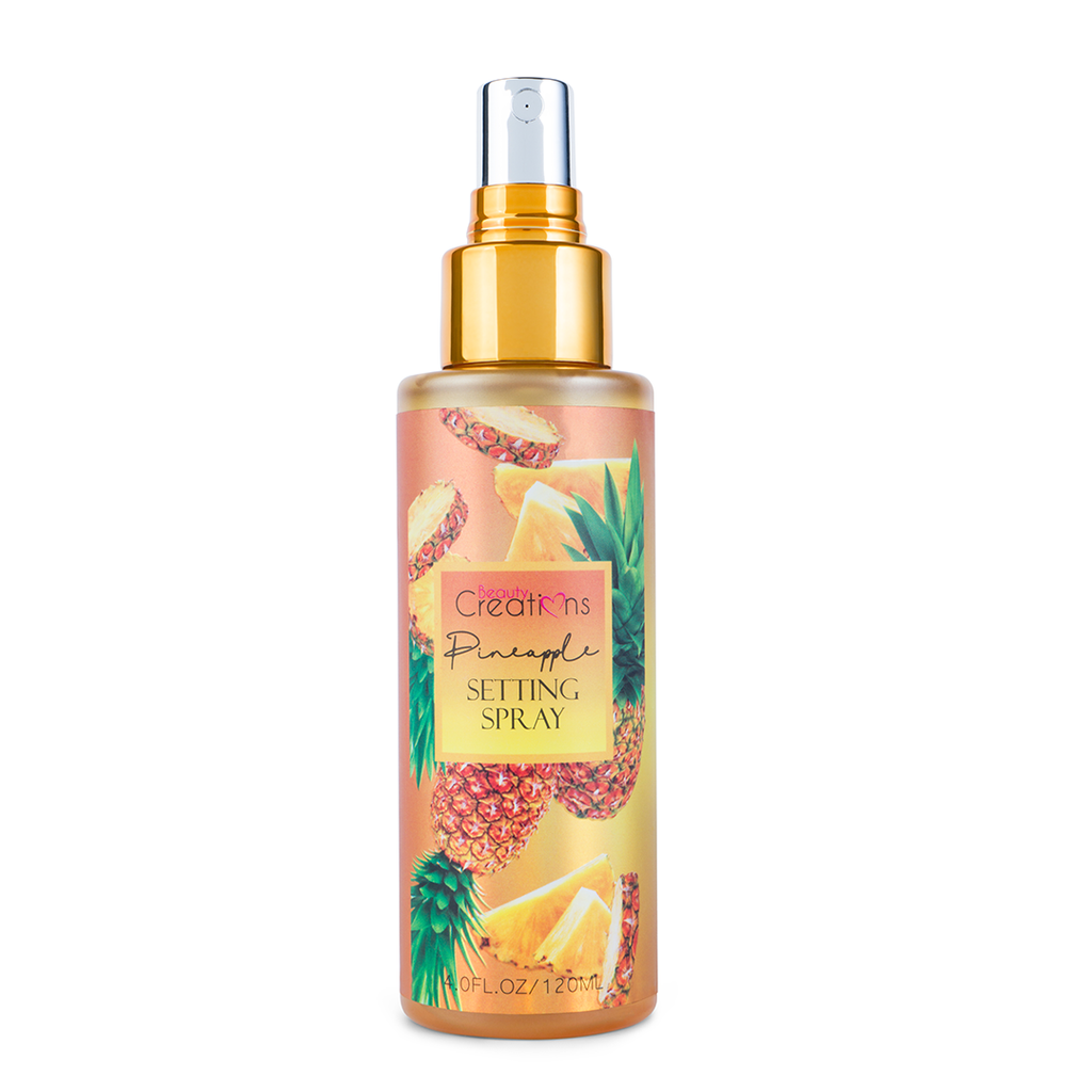 "Beauty Creations - Fijador ""PINEAPPLE SETTING SPRAY"" 120 ML"