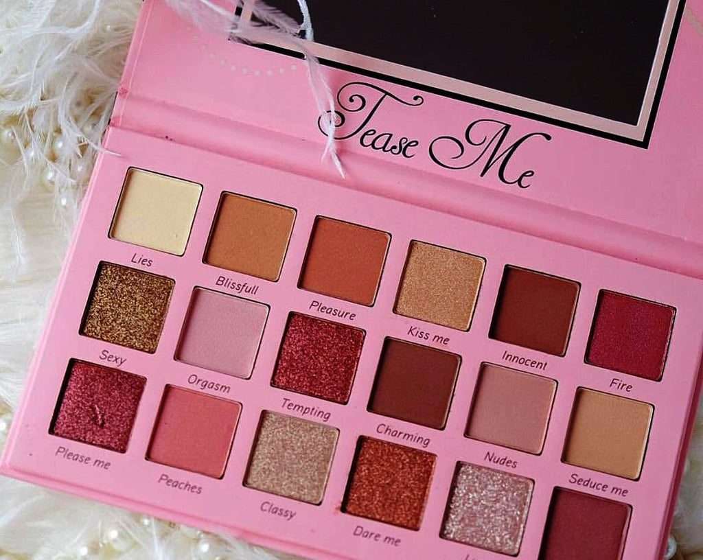 "BEAUTY CREATIONS - Paleta ""TEASE ME"""