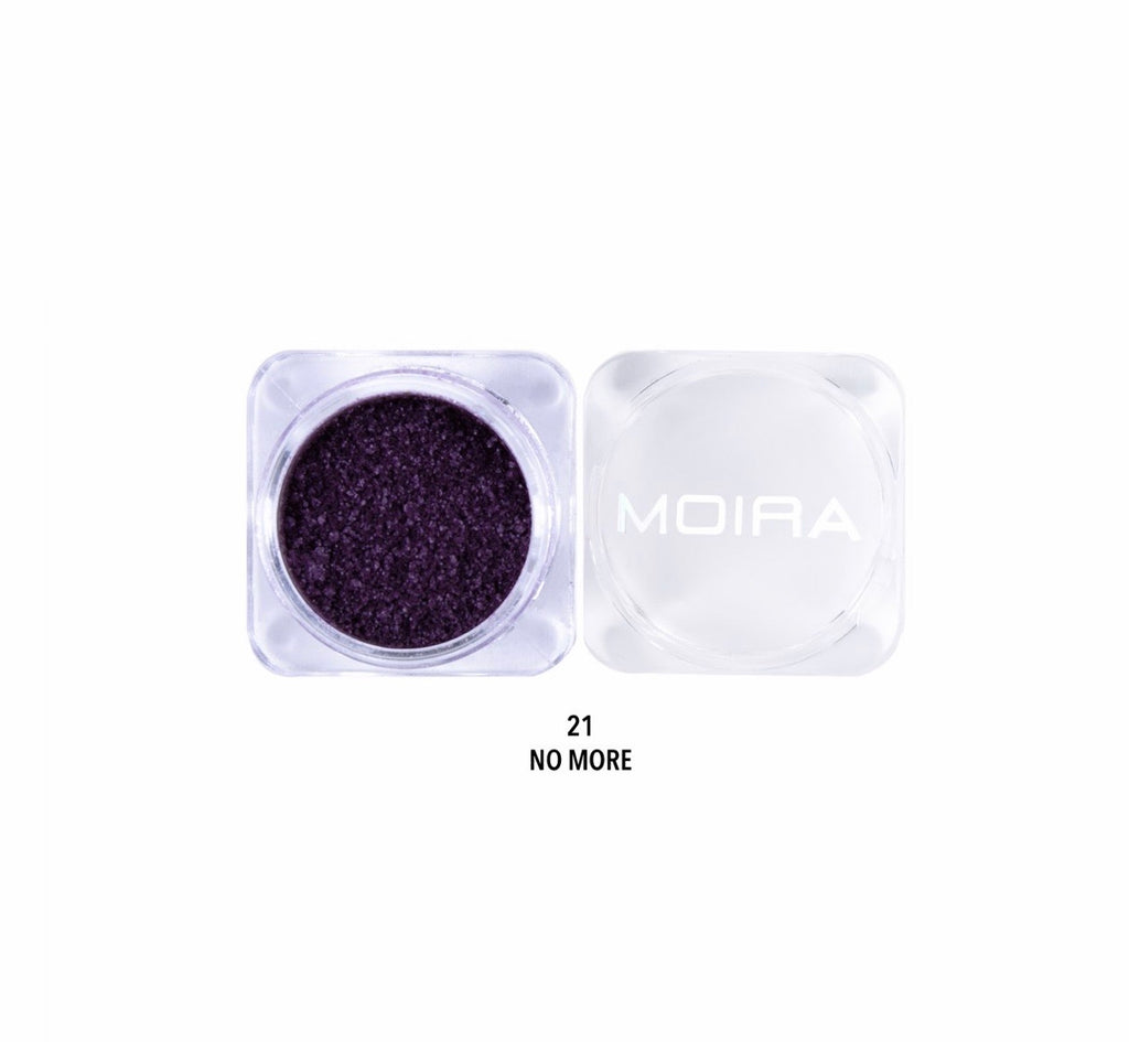 "MOIRA - Pigmento Loose control ""NO MORE 21"""