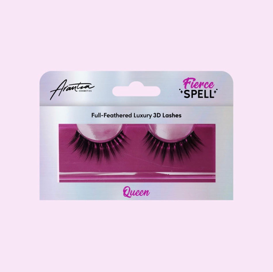 "ARANTZA COSMETICS - Pestaña Fierce Spell ""QUEEN"""
