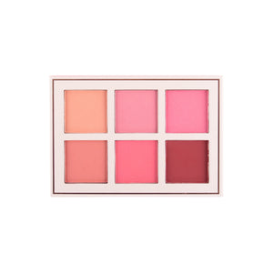 "BEAUTY CREATIONS - Paleta Blush ""FLORAL BLOOM"""
