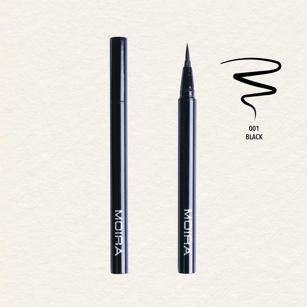 "MOIRA - Delineador ""SUPER INK LINER BLACK"""