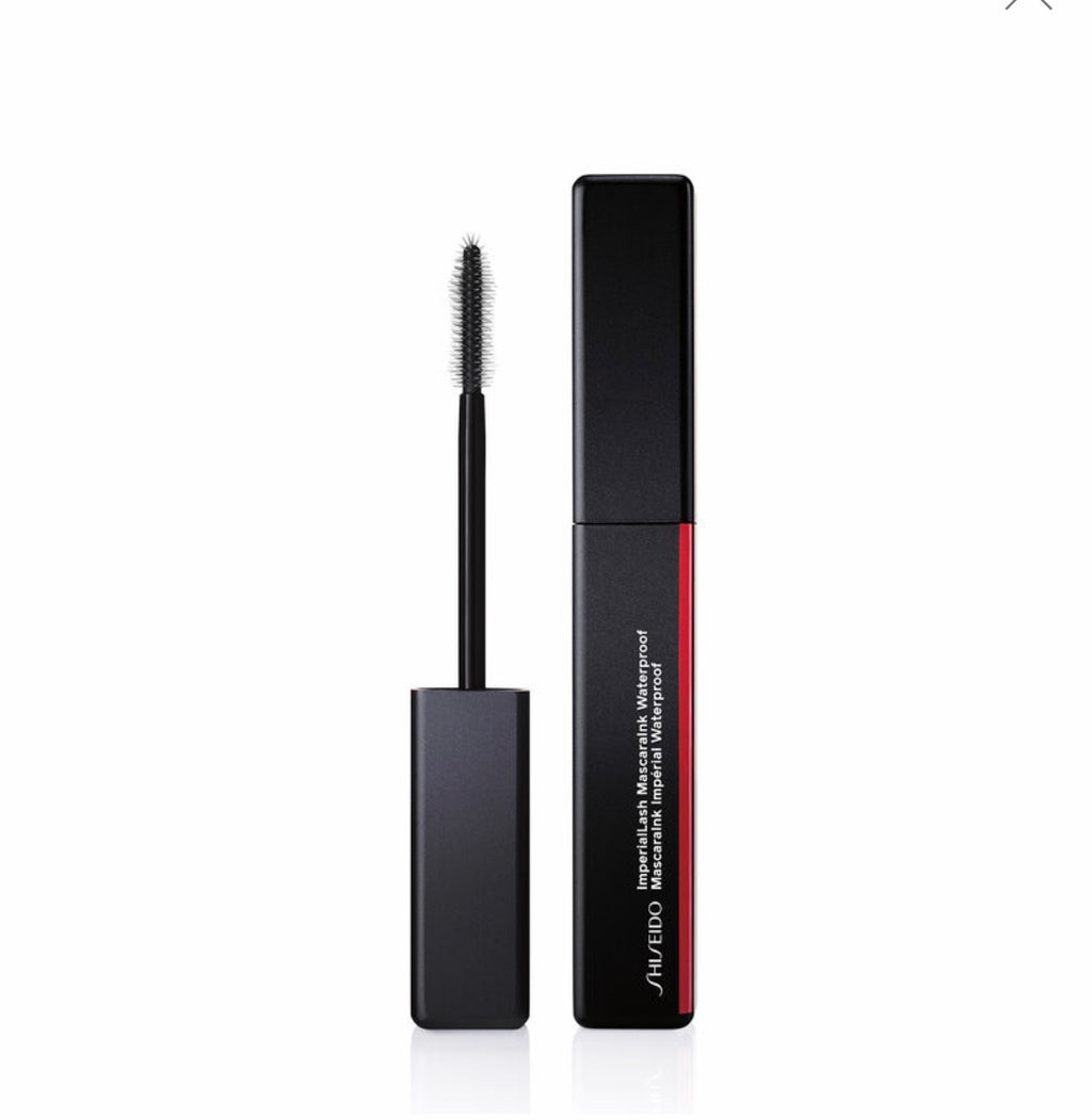"SHISEIDO - Mascara Waterproof Imperial Lash ""SUMI BLACK 01"""