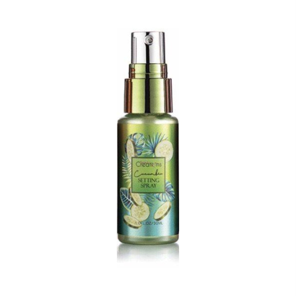 "BEAUTY CREATIONS - Fijador Mini ""CUCUMBER SETTING SPRAY"" 30 ML"