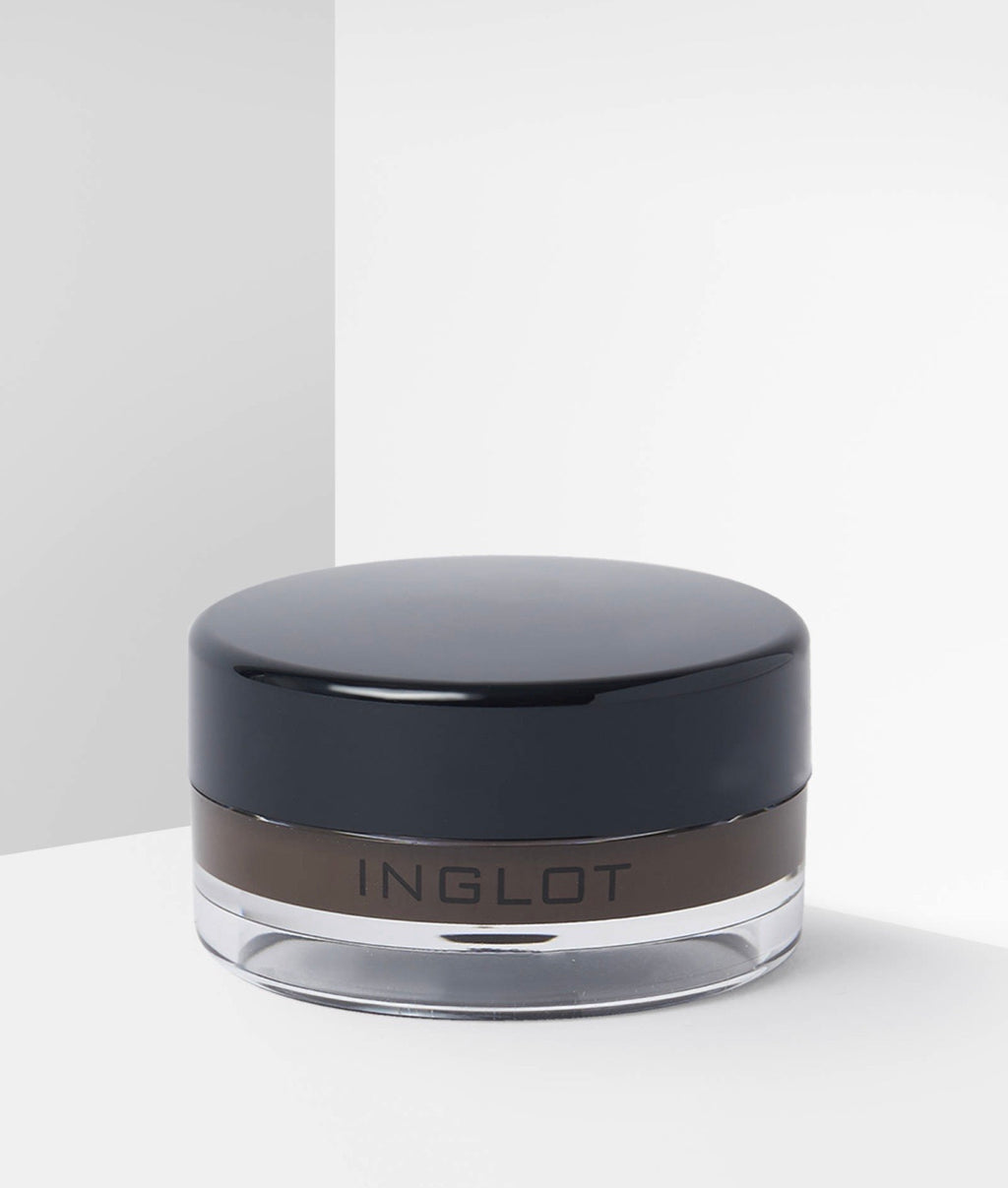 "INGLOT - Delineador Gel ""AMC 90 DEEP BROWN"""