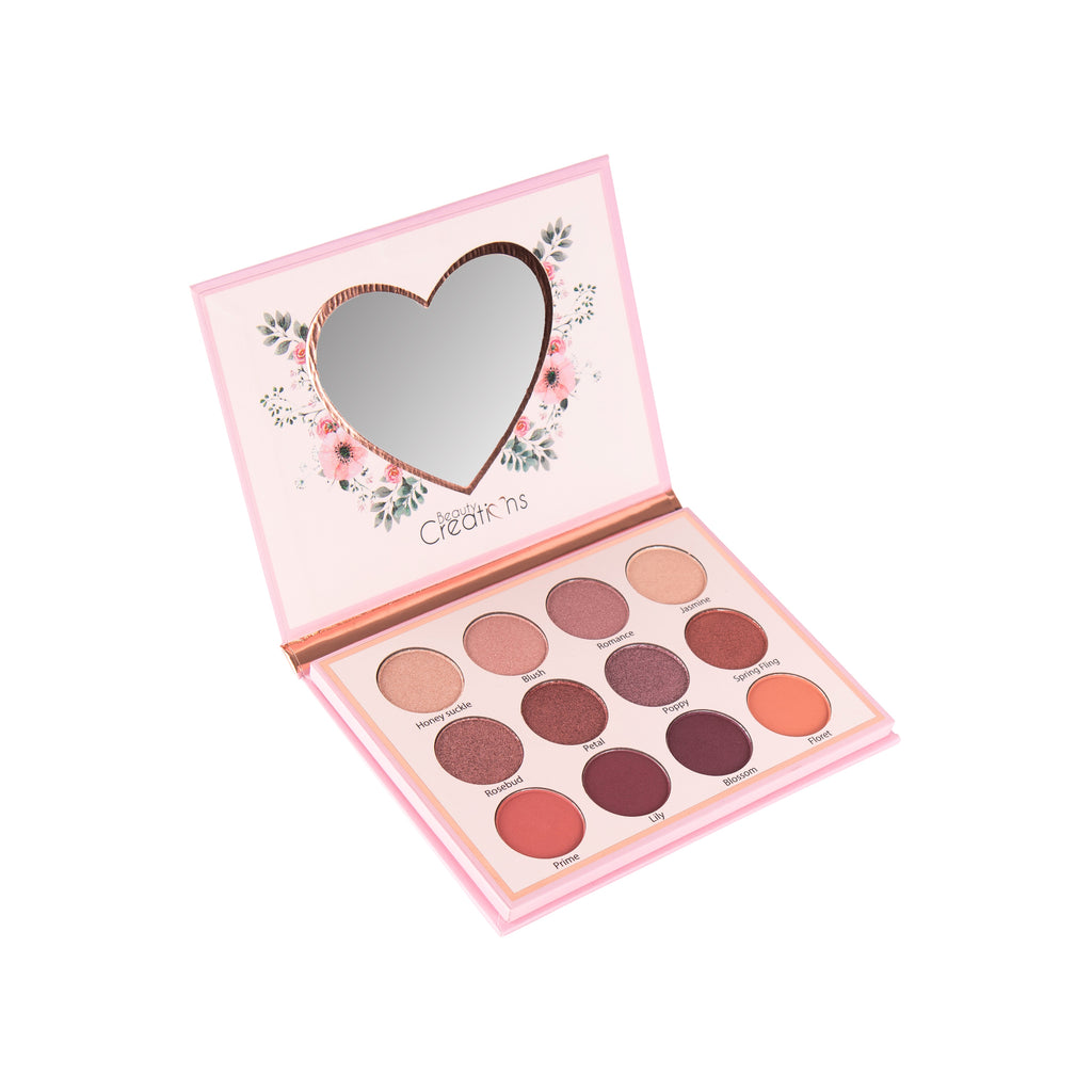 "BEAUTY CREATIONS - Paleta Sombras ""EYE BLOOM"""
