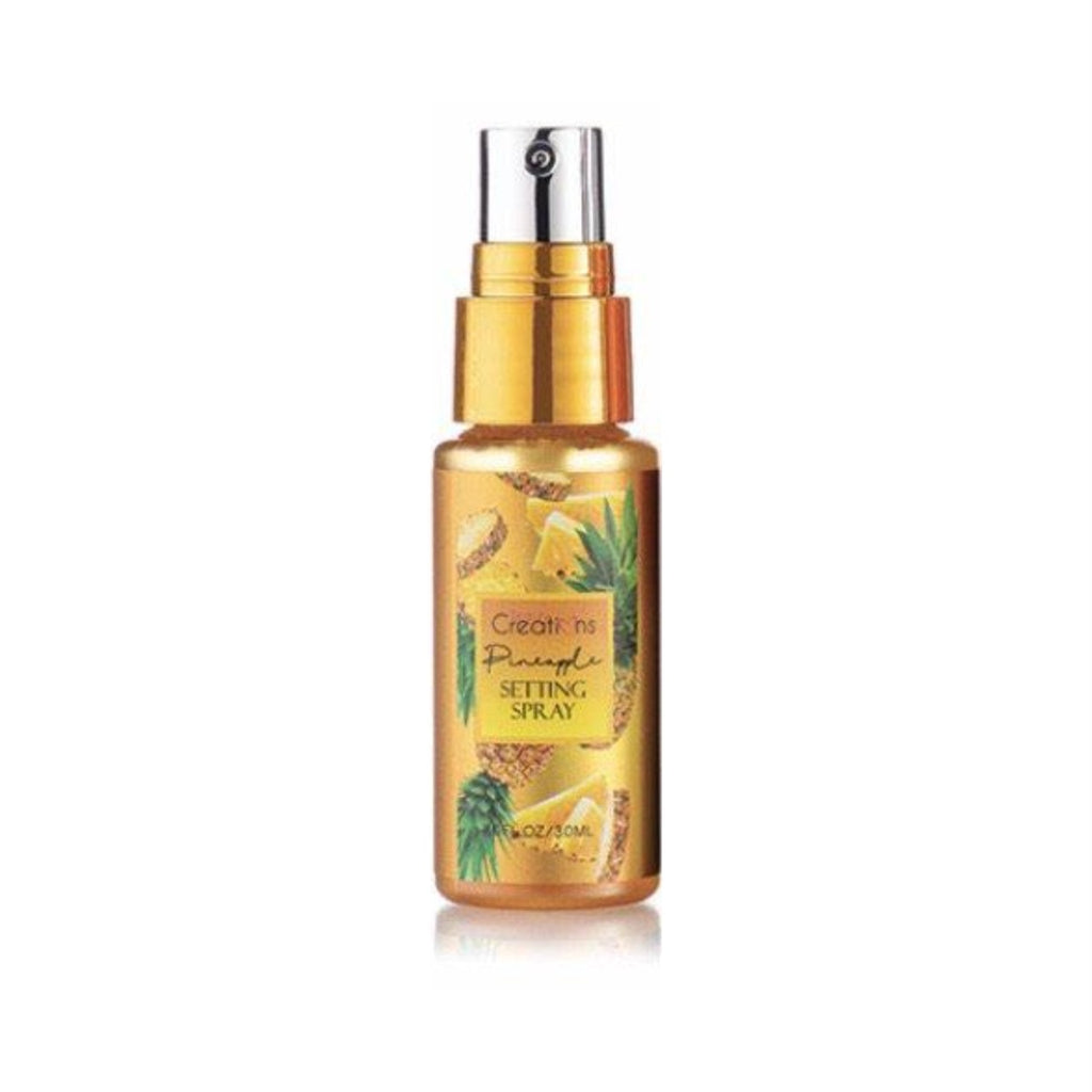 "BEAUTY CREATIONS - Fijador Mini ""PINEAPPLE SETTING SPRAY"" 30 ML"